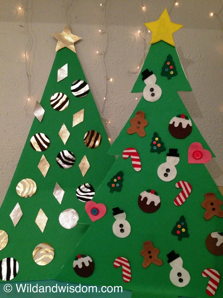 felt tree for toddlers