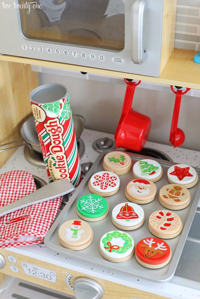 Christmas cookie toy set