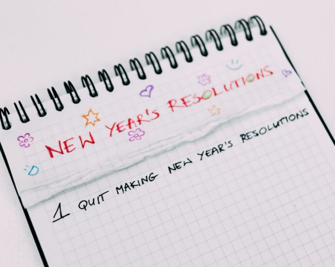 new year resolutions 2020