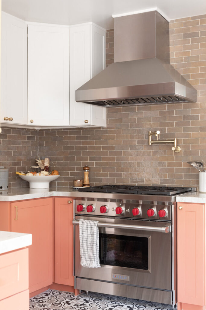 coral cabinetry